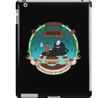 Sen's Bathhouse & Spa iPad Case/Skin