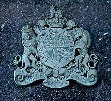 Royal Coat of Arms of the United Kingdom by Graham Sciberras