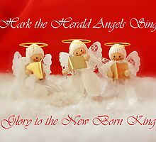 Hark the Herald Angels Sing by AnnDixon