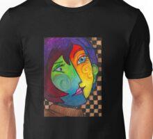 Picasso Portrait Unisex T-Shirt