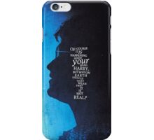 harry potter quotes iPhone Case/Skin
