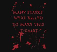 Starks Blood by QuinOfWesteros