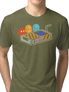 Ghost busted Tri-blend T-Shirt