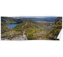 Crater Lake Walk Poster