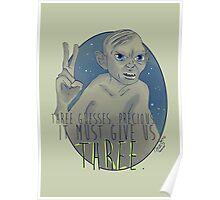 THREE!! Poster