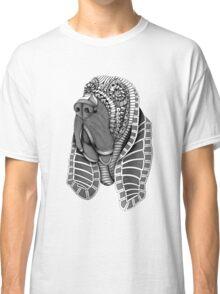 Ornate Bloodhound Classic T-Shirt