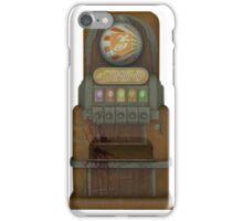 Stamin-Up Machine iPhone Case/Skin