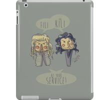 Fili and Kili iPad Case/Skin