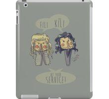 Fili and Kili iPad Case/Skin