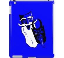 Krampus 23 transparent iPad Case/Skin