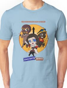 Community Fortress Part 1 Unisex T-Shirt