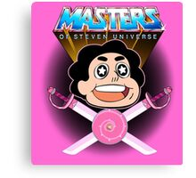 Masters of Steven Universe Canvas Print