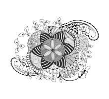 Turn black and white Photographic Print