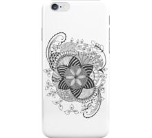 Turn black and white iPhone Case/Skin