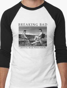 Breaking Bad - Crystal Blue Persuasion Men's Baseball ¾ T-Shirt