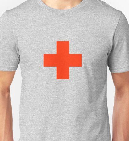 Red Plus Unisex T-Shirt