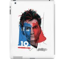 Doctor Warwhol #10 iPad Case/Skin