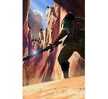 Legend of Zelda Death Mountain Photographic Print
