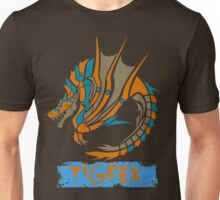The Circular Roaring Wyvern Unisex T-Shirt