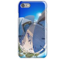 little opera planet too iPhone Case/Skin