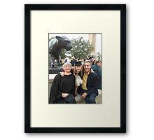 2014 mei Framed Print
