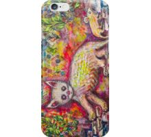 Playing Cat 'n' Mouse iPhone Case/Skin