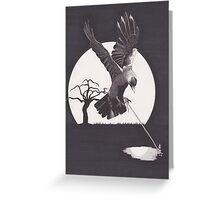 The Kingdom of the Jackdaw Greeting Card