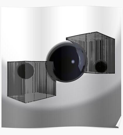 Blink Of An Eye - Variation Poster