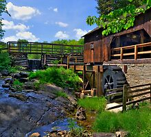 O'Hara Mill by tonymaclean