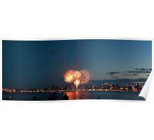 Halifax Fireworks Poster
