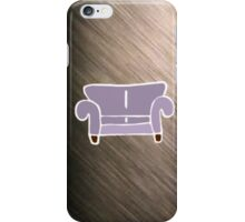 The Lone Couch iPhone Case/Skin
