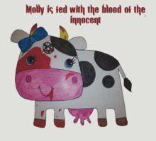 Molly cow by Daniel Szabo
