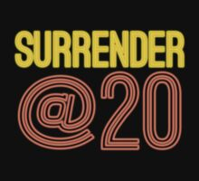 Surrender At 20 by Ireffutable