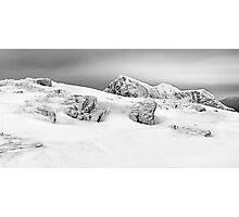 Glen Coe Winter Photographic Print