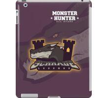 Monster Hunter All Stars - Schrade Legends iPad Case/Skin