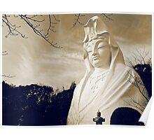 Ofuna Kannon Poster