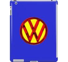 VW MAN iPad Case/Skin