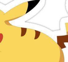 Pika-hug! Sticker