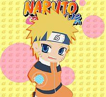 Chibi Naruto Uzumaki by Rickykun