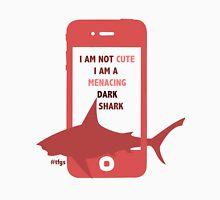 Rin || Dark Menacing Shark Unisex T-Shirt