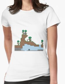 Game Tee Womens Fitted T-Shirt