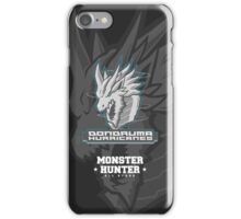Monster Hunter All Stars - Dondruma Hurricanes iPhone Case/Skin