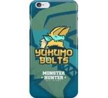 Monster Hunter All Stars - Yukumo Bolts iPhone Case/Skin