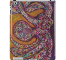 Discombobulated Octopus iPad Case/Skin