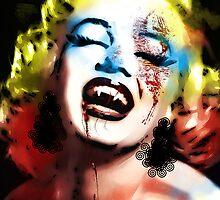 Vampire Monroe 2 by Andre Martin