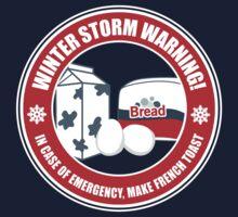 Winter Storm Warning T-Shirt
