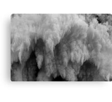 Looks Soft & Warm, but isn't. What is it? Solved! It is Frost Canvas Print