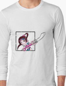 Chibi Seong Mina Long Sleeve T-Shirt