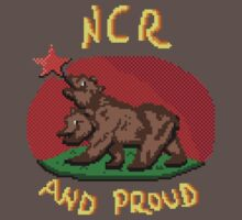 NCR And Proud by Pookie02