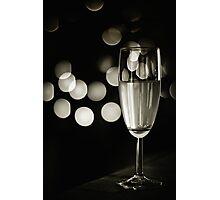 Cheers.... (part II, BW) Photographic Print